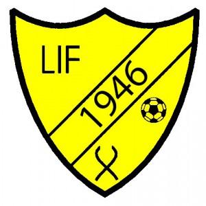 Logo til Lavangen idrettsforening, med stiftelsesåret 1946