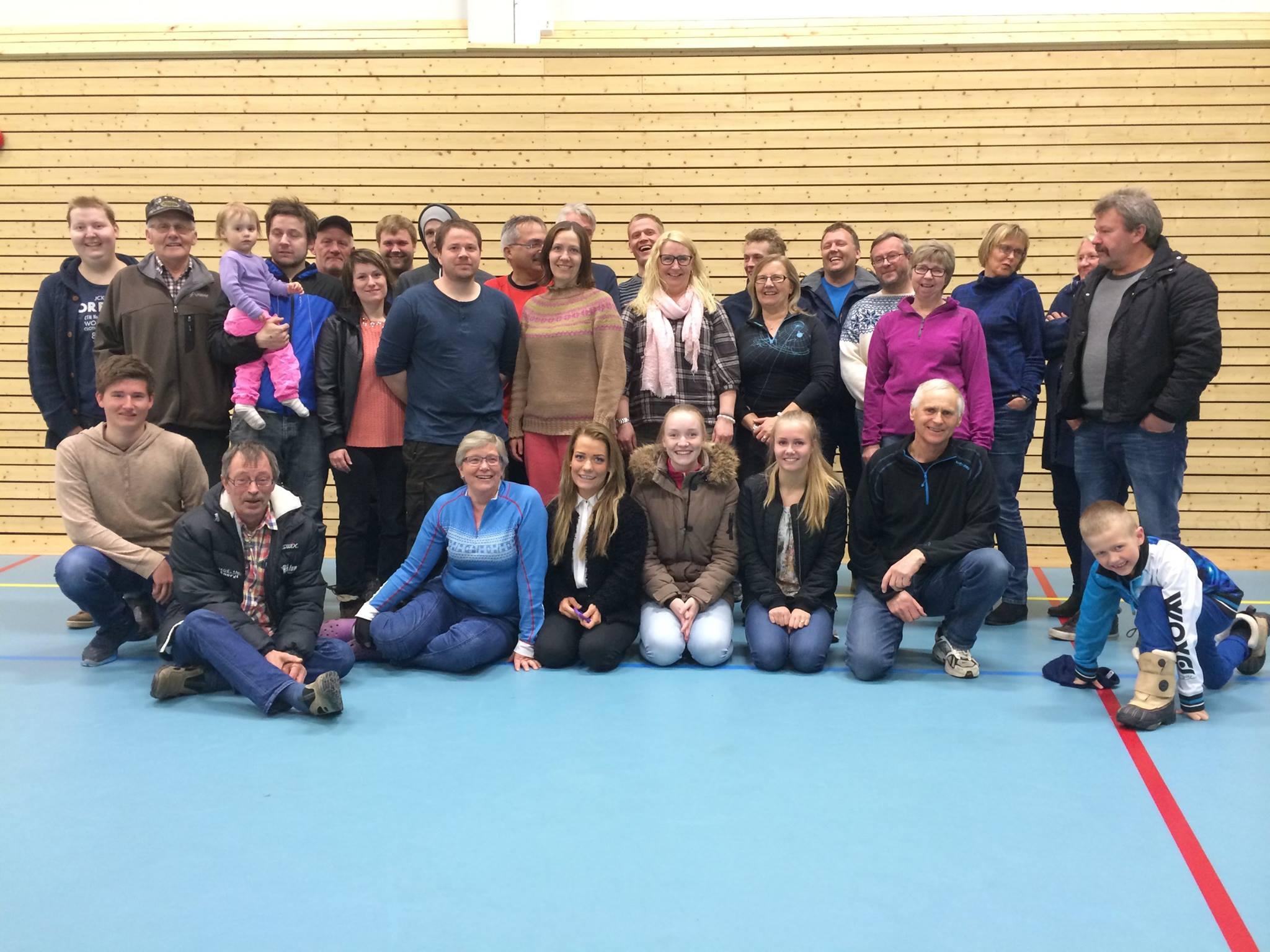 Årsmøte i Lavangen IF 2015