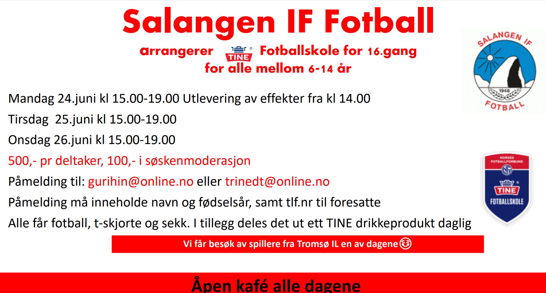 Salangen IF Fotball