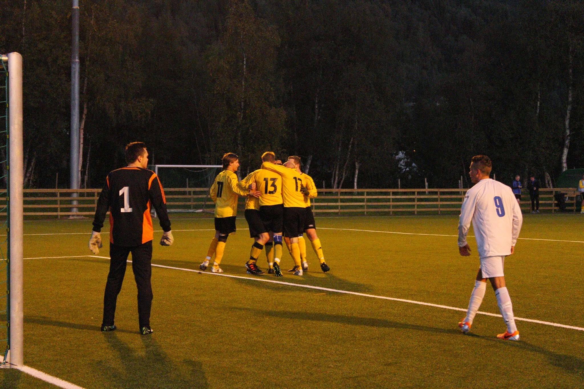 A-lagskamp mellom Lavangen og Foot 04